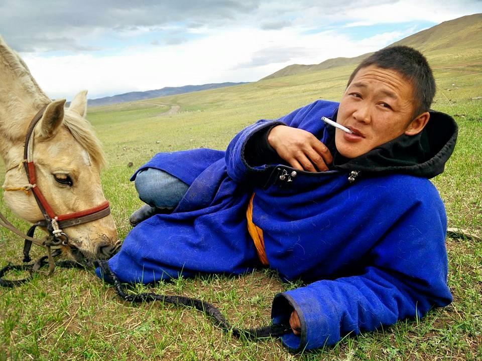 Mongolie trek à cheval