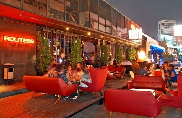 sortir le soir Bangkok