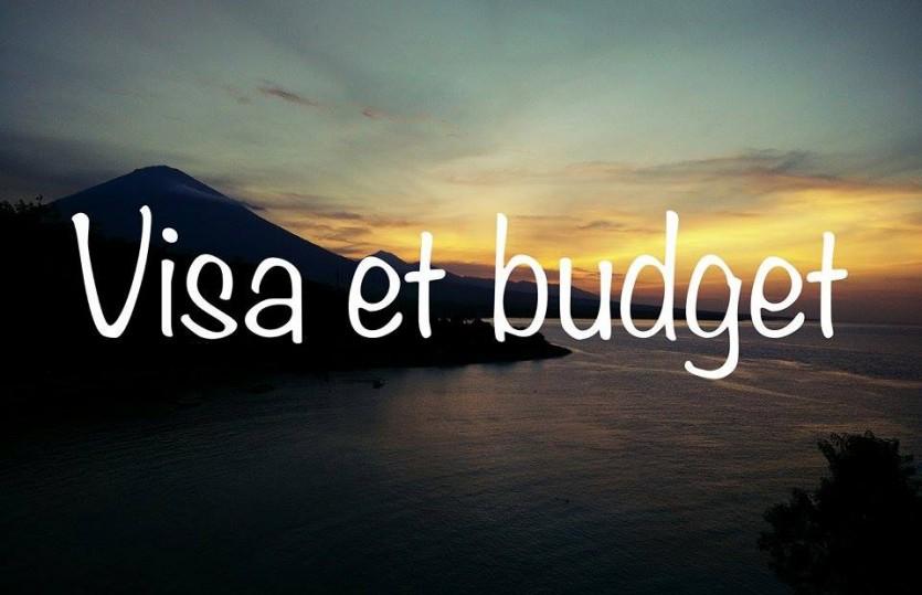 Visa et budget à Bali