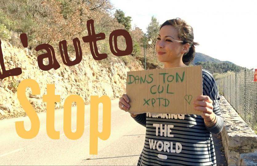 Faire de l'auto-stop