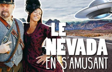 Le Nevada en s'amusant