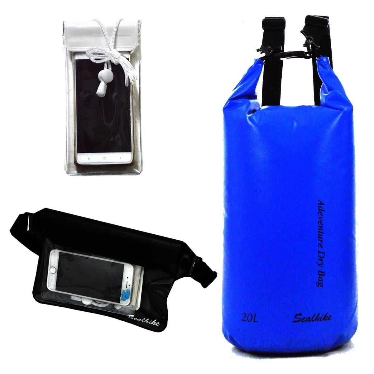 Seal Hike sec Sac Dry Bag 3pcs