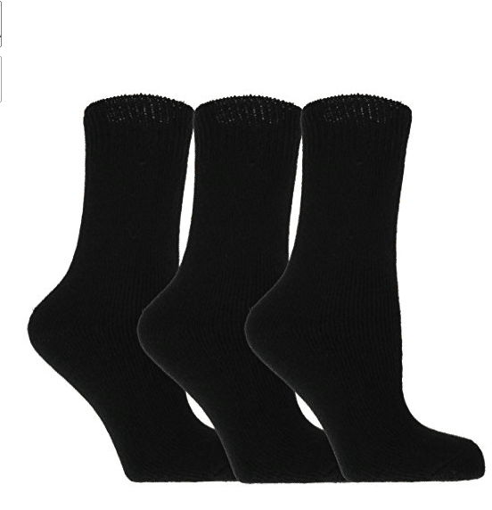 3 Chaussettes Thermiques Taille 37-41